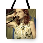 Patty Griffith Tote Bag