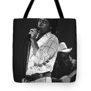 Paul And Boz 1977 Tote Bag