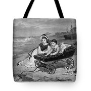 Paul And Florence Dombey Tote Bag