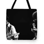 Paul And Mick Are Bad Company Tote Bag