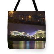 Paul Brown Stadium Tote Bag