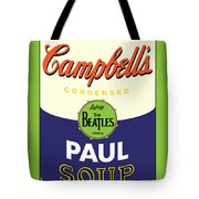Paul Tote Bag by Gary Grayson