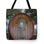 Paul Masson Mountain Winery Tote Bag