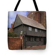Paul Revere House Tote Bag by David Davis