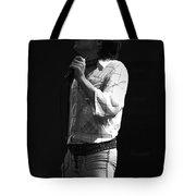 Paul Feeling The Good Vibes In Spokane 1977 Tote Bag