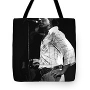 Paul Of Bad Company In 1977 Tote Bag