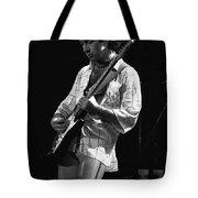 Paul On Guitar 1977 In Spokane Tote Bag