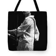 Paul On The Burnin Sky Tour 1977 Spokane Tote Bag