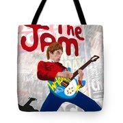 Paul Weller Wham Tote Bag