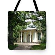 Pavilion Park Pillnitz - Germany Tote Bag