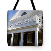 Pavillion Vi University Of Virginia Tote Bag