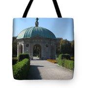 Pavilion Residence Garden - Munich Tote Bag