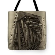 Paving The Way Forward Tote Bag