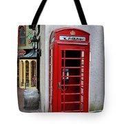 Pay Phone Tote Bag