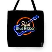 Pbr Guitar Tote Bag