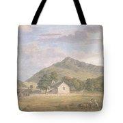 Haymaking At Dolwyddelan Tote Bag