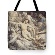 The Lamentation Over The Dead Tote Bag