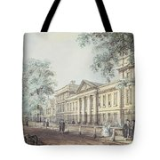 Pd.63-1958 Emmanuel College, Cambridge Tote Bag
