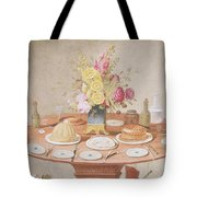 Pd.869-1973 Still Life With A Vase Tote Bag