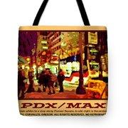 Pdx Max II Tote Bag