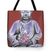 Peace And Goodwill Two Tote Bag