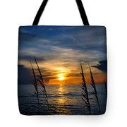 God Is The Sun Tote Bag