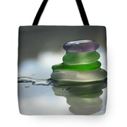 Peace Tote Bag by Barbara McMahon