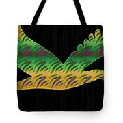 Peace Birds Tote Bag