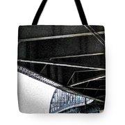 Peace Bridge 00e Tote Bag