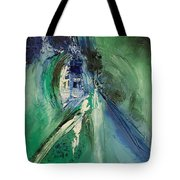 Peace Chaotic Tote Bag