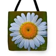 Peace Daisy Tote Bag