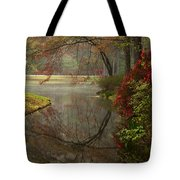 Peace In A Garden Tote Bag