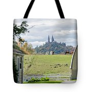 Peace In The Country  Tote Bag