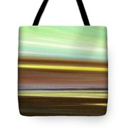Peace Is Colorful - Panoramic View Tote Bag