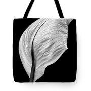 Peace Lily IIi Tote Bag