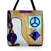 Peace - Music Tote Bag