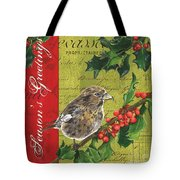 Peace On Earth 1 Tote Bag