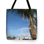 Peace On The Water Tote Bag