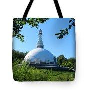 Peace Pogota Tote Bag