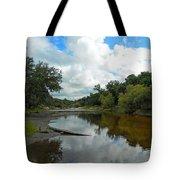 Peace River 2 Tote Bag