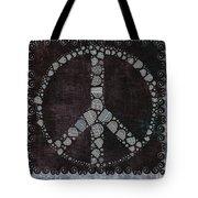 Peace Symbol Design - S79bt2 Tote Bag