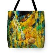 Peaceful Angel Tote Bag