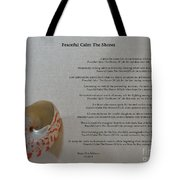 Peaceful Calm The Shores 2 Tote Bag