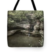 Peaceful Contemplation Tote Bag
