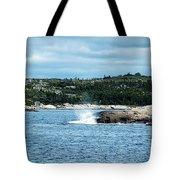 Peaceful Cove Tote Bag