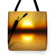 Peaceful Dawn Tote Bag