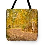 Peaceful Drive Tote Bag
