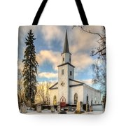 Peaceful Tote Bag by Garvin Hunter