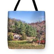 Peaceful Late Autumn Tote Bag