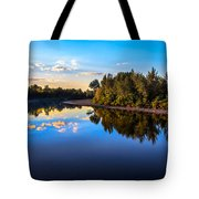 Peaceful Payette River Tote Bag